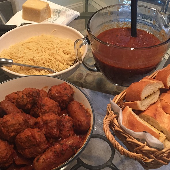 Sunday Dinner @ Myplace