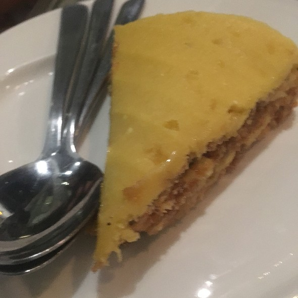 Jackfruit sans rival @ Cafe Fleur