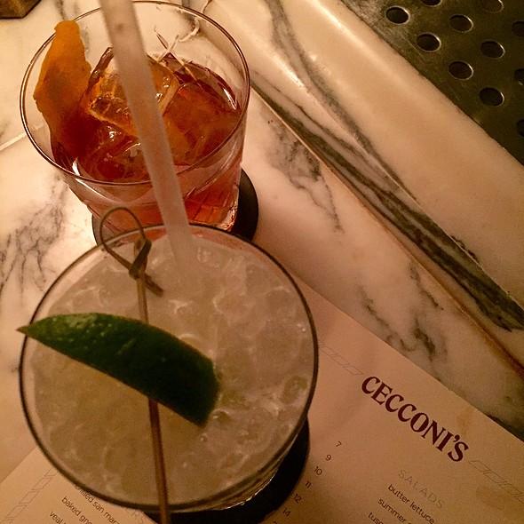 Drinks @ Cecconi's