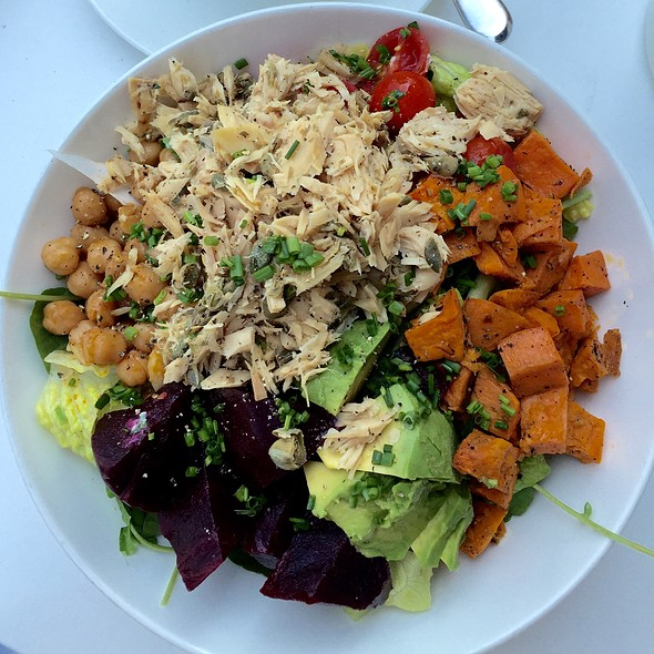 Vegan Cobb Salad @ The Larder at Burton Way