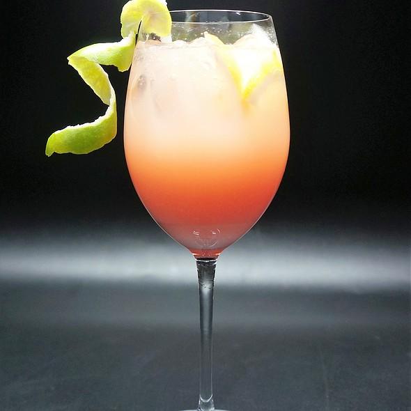 Pink Temptation Cocktail