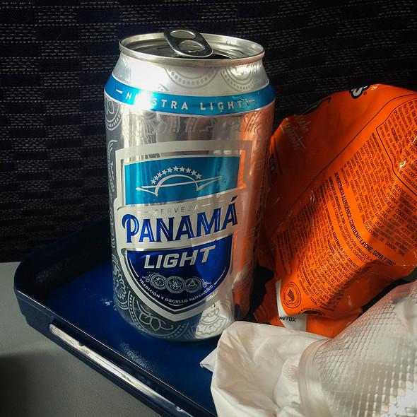 Panamá Light @ CM407 (Guatemala to Panamá)