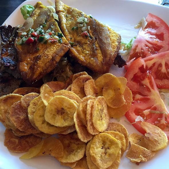 Guajirito Sandwich @ 90 Miles Cuban Cafe