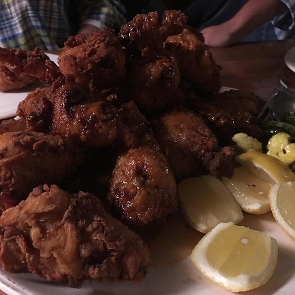 Honey Fried Chicken @ Empress Tavern