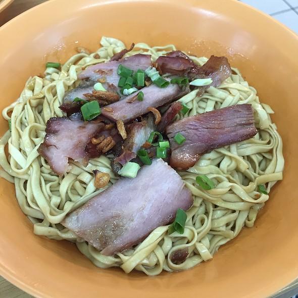 Kolo Mee Pok @ Yang Seng