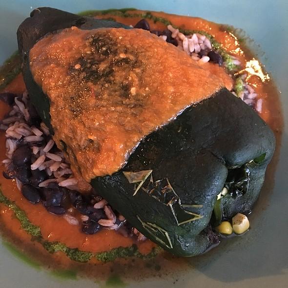 Chili Relleno - Rosarito Fish Shack, Brooklyn, NY