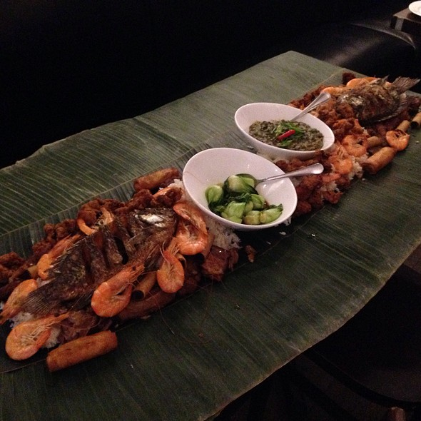 Boodle Feast - Ugly Kitchen, New York, NY