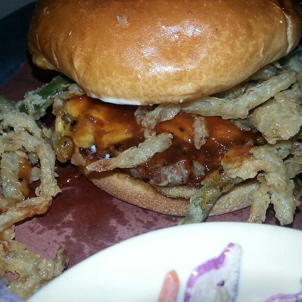 Hot Mess Burger