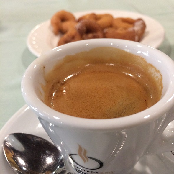 Coffee @ Azofra