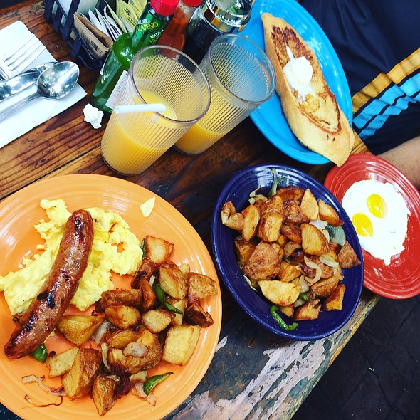 Breakfast @ Tower Cafe