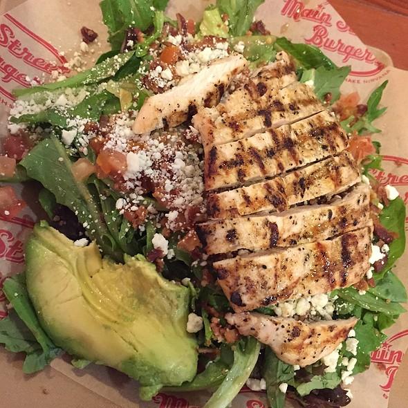 Cobb Salad @ Main Street Burgers