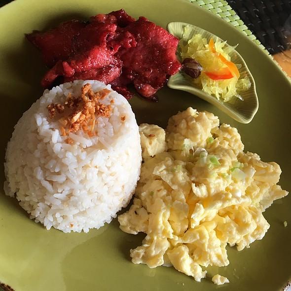 Filipino Breakfast Pork Tocino