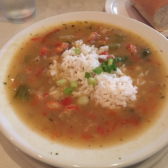 Crawfish Etouffee @ Marcela's Creole Cookery