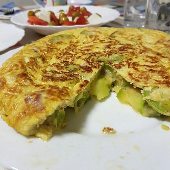 Tortilla De Calabacin @ Béjar's