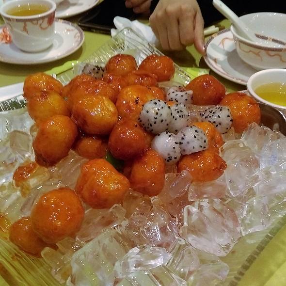 冰鎮咕嚕肉 Sweet and Sour Pork on Ice @ 鍾廚