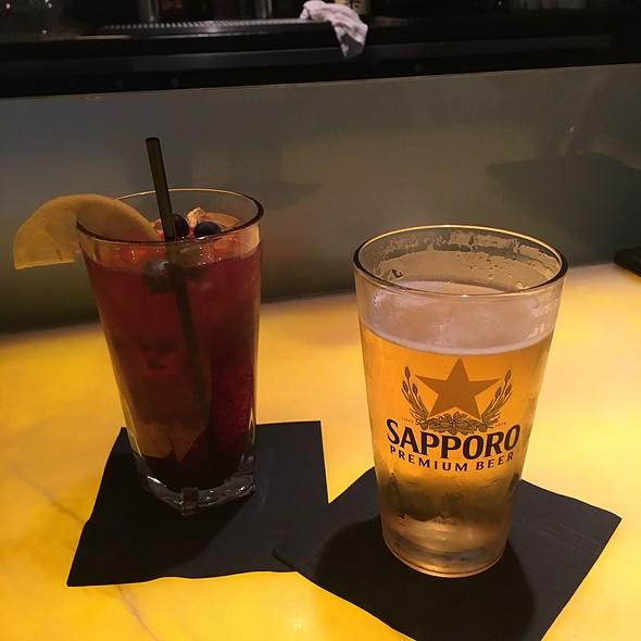 drinks time!! - Izakaya Fu-Ga, Los Angeles, CA