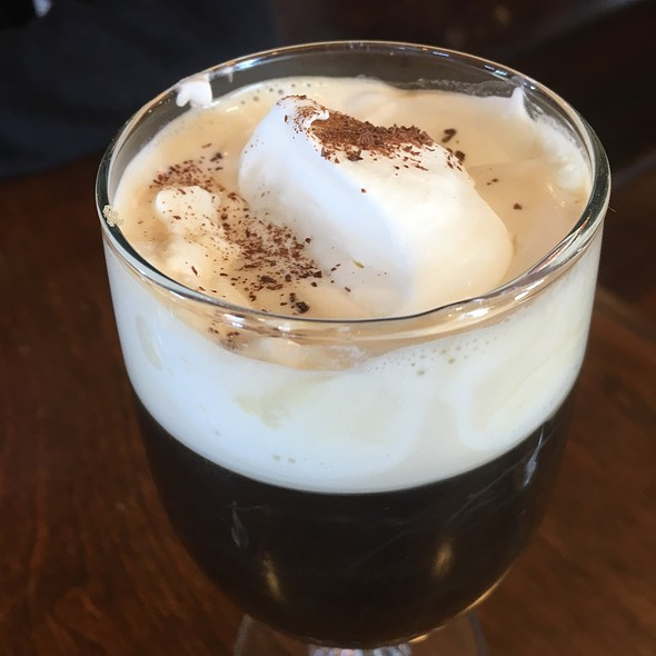 Irish Coffee - The Irish House, New Orleans, LA