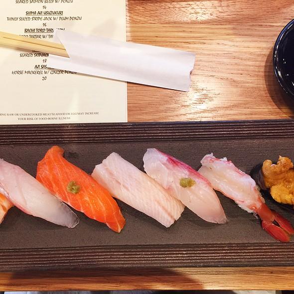 Sushi Specials @ Blue Ribbon Sushi