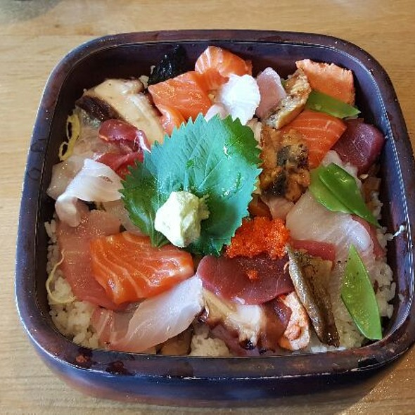 Chirashi - Sushi Taro, Washington, DC