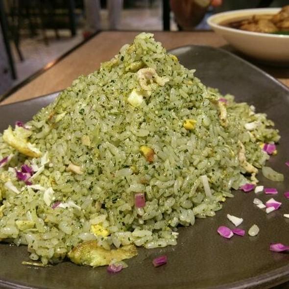 Fried Rice @ 貳頭堂