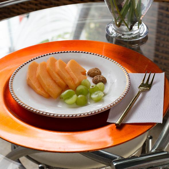 Fruit Platter @ Casa Blanca Hotel Boutique