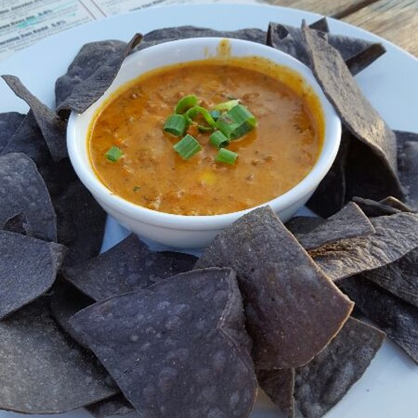 Chorizo Queso @ Gonzo's Biggdogg Brewing