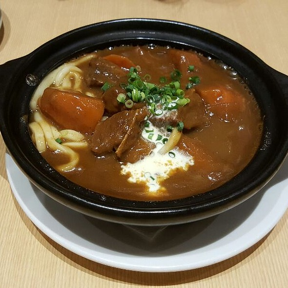 Japan Kyoto Beef Curry Udon