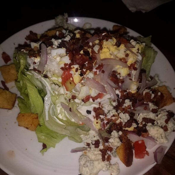 Wedge Salad - 1808 American Bistro, Delaware, OH