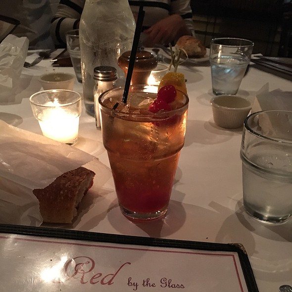 Elderflower Old Fashioned - Coquette Cafe -  Permanently Closed, Milwaukee, WI