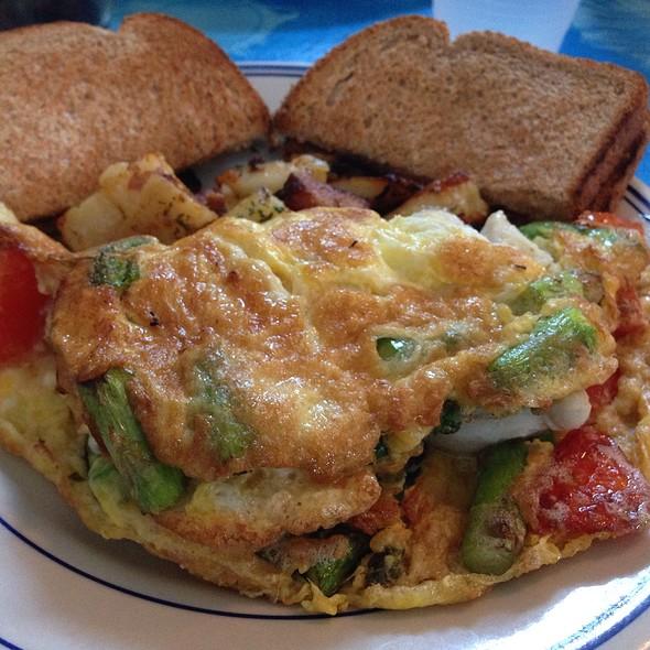 Jumbo Lump Crabmeat Omelet
