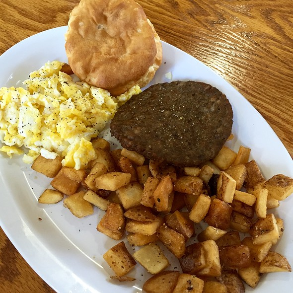 Scrambled Egg Breakfast  @ Australian Bakery Cafe