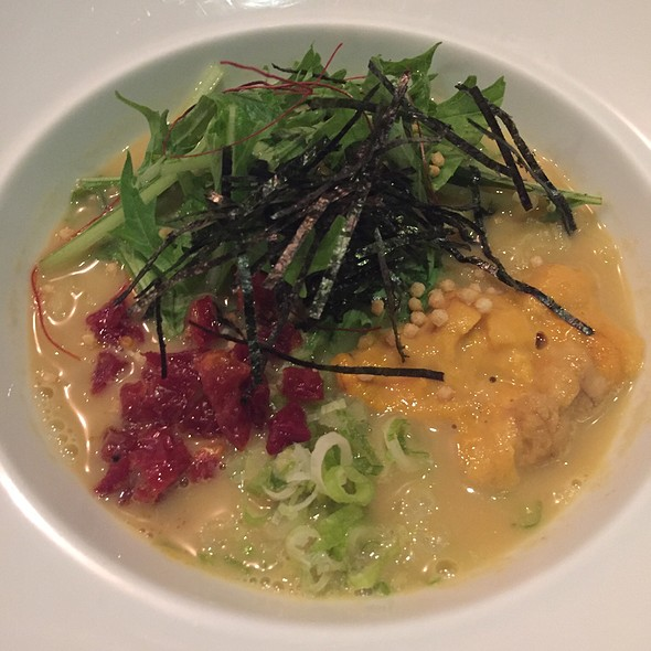 Uni Ramen - Wasan East Village, New York, NY