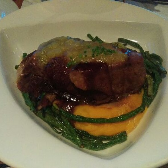 Miso Pork Pot Roast @ Tiki's Grill & Bar