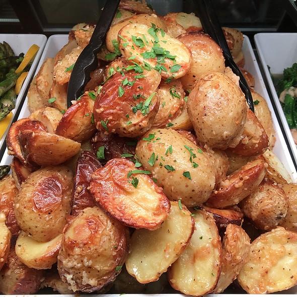 Broasted Potatoes