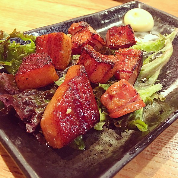 Smoked Bacon @ Yakitori Glad