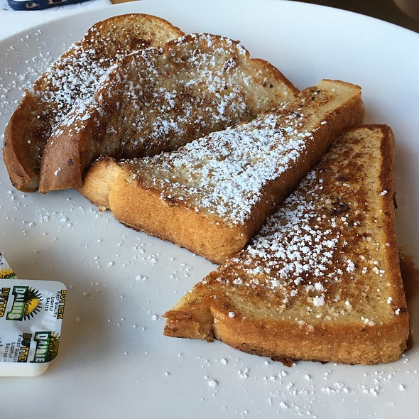 French Toast @ Whispers Cafe & Creperie