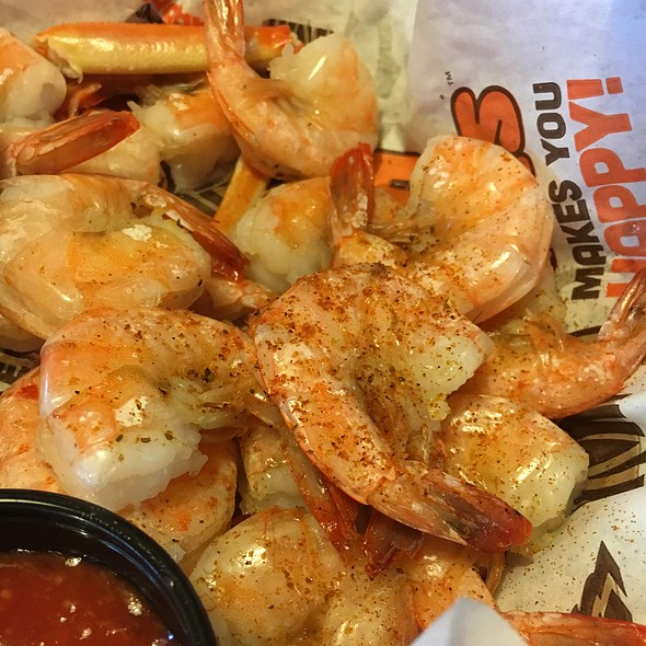 Grilled Shrimp @ Hooters