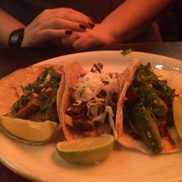 Tacos @ Bone Garden Cantina