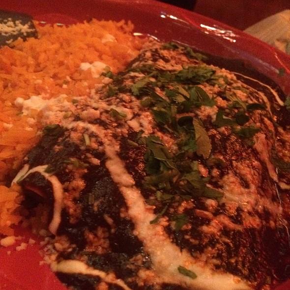 Enchiladas Del Pato @ Bone Garden Cantina
