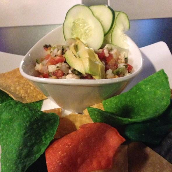 Shrimp Ceviche @ Sabra Fish Grill