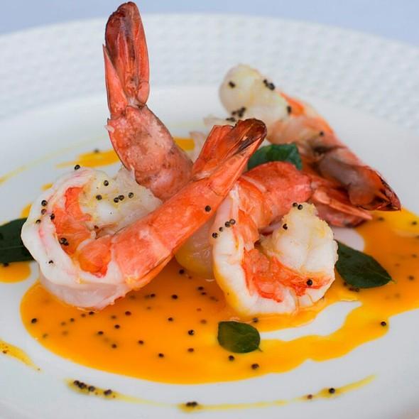 Kerala Shrimp - Clay Oven, Irvine, CA
