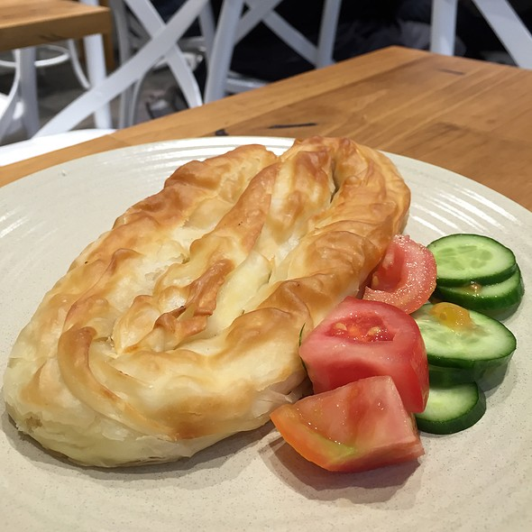 Burek With Cheese @ Mlinar - Wetherill Park