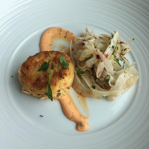Dungeness Crabcake @ C Restaurant & Bar