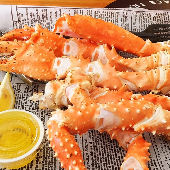 King Crab @ The Crab Station
