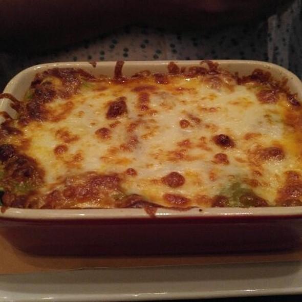 lasagna bolonese - Domenica, New Orleans, LA
