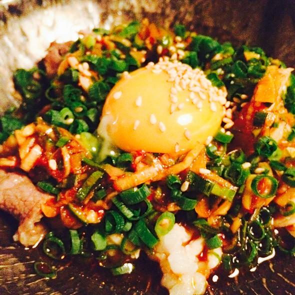 Mixed Tripe Sashimi ホルモン刺盛