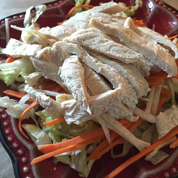 Chicken Salad @ Shiok Singapore Kitchen