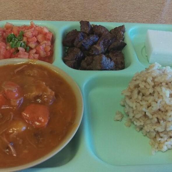 Beef Stew Combo @ Highway Inn
