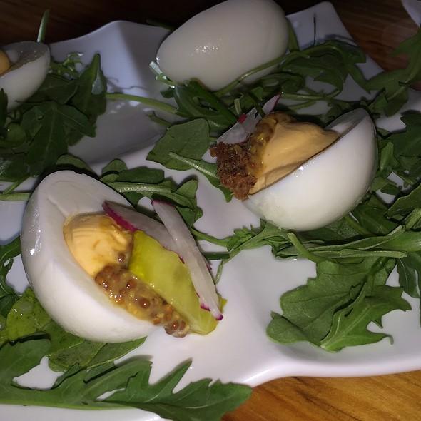 Deviled Eggs @ Ibu Portland