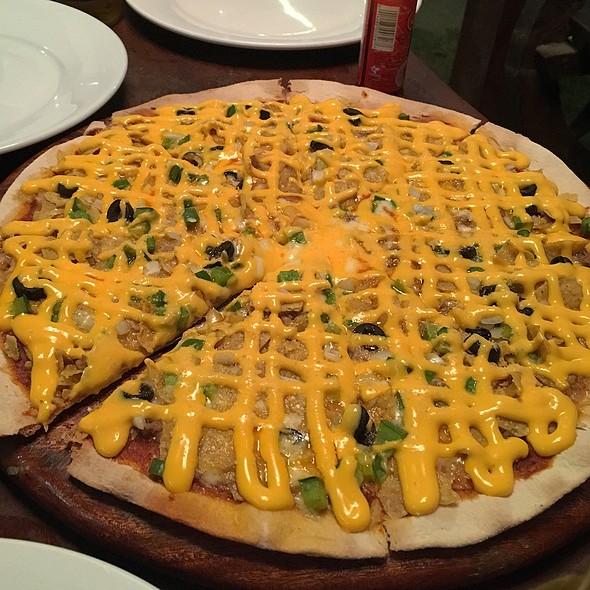 Nachos Pizza